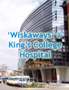 Click here to see our 'Wiskaways' at King's College Hospital, London